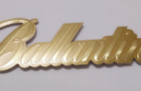 brass door name plates engraved