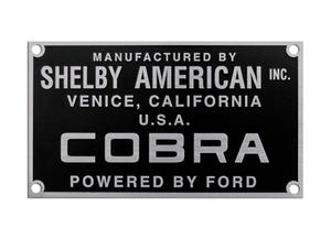 Industrial Metal Machine Equipment Label / Nameplate