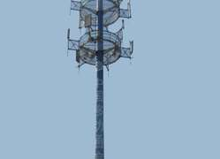 angle steel antenna tower Angle-steel communication tower Communication Tower communications tower single-pipe communication tower single-pipe tower Rapid deployment station supplier Rapid deployment station manufacter Rapid deployment station Microwave Telecommunication Tower