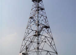 Angle Tower best-in-class steel pylon exporter Forest fire lookout tower Forest fire lookout tower factory Forest fire lookout tower manufacturer Forest fire lookout tower supoplier guyed tower iron sheet tower iron sheet tower supply iron tower manufacturer