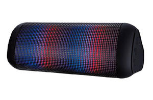 Brillante Sonido-Altavoz Super Bass BT Con Luz LED
