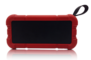 IP4 new portable outdoor bluetooth speaker with handle subwoofer audio