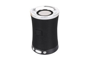 Bluetooth Speaker Fabric Cloth Wireless with TF Card FM Radio USB Flash Drive AUX Audio Loudspeaker Sound Bass System