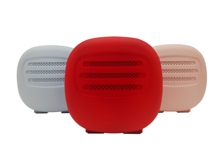 New Product Portable Fabric Style Bluetooth Speaker
