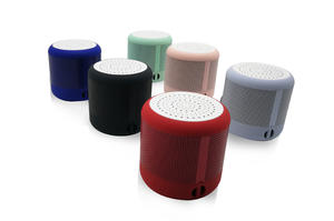 Bluetooth Speaker MINI speaker TF Wireless Portable Music Sound Box Subwoofer Loud speakers For phone PC with Mic