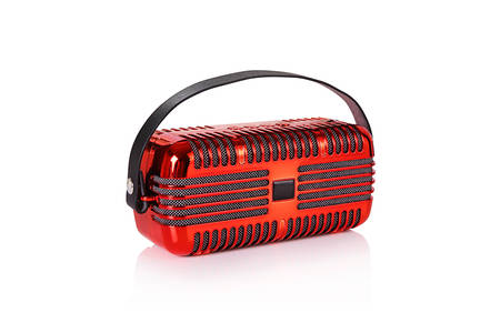 outdoor gift flashlight speaker