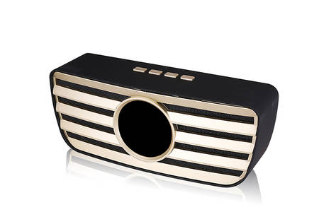 2019 New Design Wireless Bluetooth Speaker
