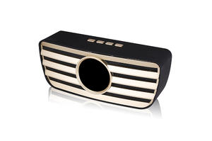 Outdoor Stereo Sound Speaker  HIFI Bass Bluetooth speaker
