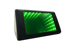 Bluetooth speaker with beautiful tunnel lights
