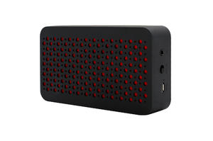 Super Slim Portable Bluetooth Speaker China mini soundbox Supplier