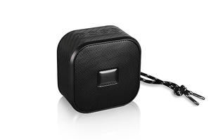 2019 Mini Bluetooth Wireless Leather Art Speaker EPS156 With FM Radio Wireless Speaker