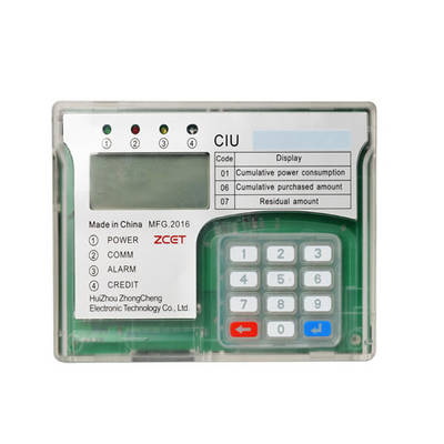 Customer Interface Unit DDSY1398-E04