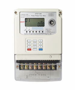 Three-phase Keypad Prepaid Energy Meter DTSY1398