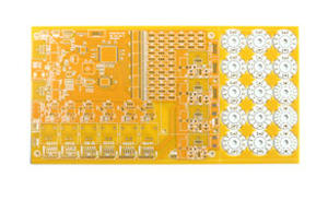 OEM SMT 2-layer PCB with Power Supply