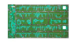 8-layer Communication tools High Frequency PCB