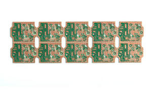2-layer Rogers PCB
