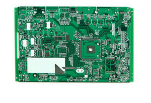 2-layer Impedance HASL PCB