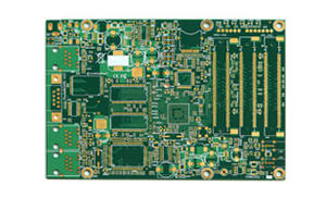 Industrial automation control cad system board