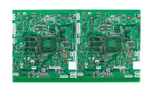 2-layer Impedance & BGA PCB