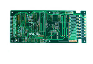 Multi layer heavy copper printed circuit board