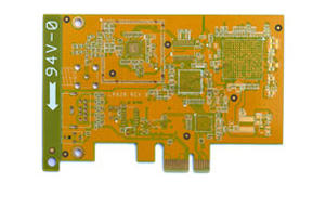 4-layer Gold Finger PCB