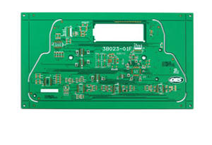 6-layer Carbon Ink PCB