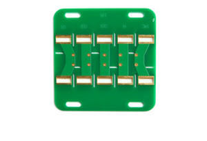 2-layer Half-holes Plated PCB