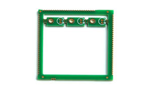 Plated Half-holes PCB