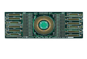 10 layer industrial control systems PCB board