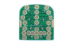 2-layer 1.6mm Immersion Gold Thin PCB