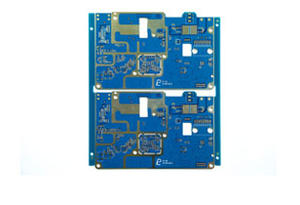 5V 2A DC-DCpower supply changeover 4-layer PCB board