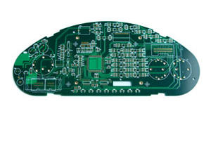 Immersion gold Automobile electronics PCB board