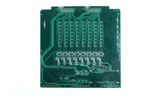 Battery monitor board