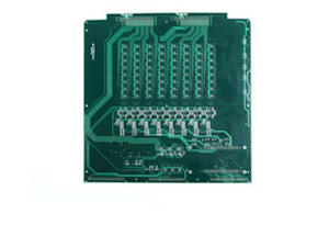 Battery monitor 10-layer impedance PCB
