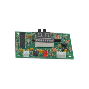 Battery monitor pcba board