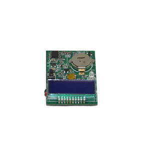 Disposable counter pcba board