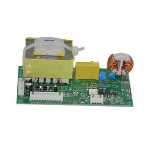 Heater control power dip pcb board