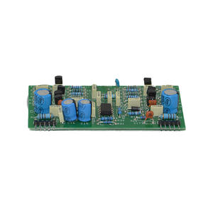 Medical detected instrument of waveform pcba board