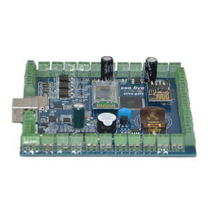 Multifunction controller pcb assembly board