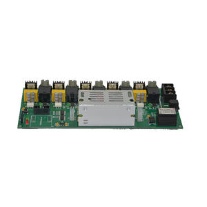 Intelligent home motor control pcba board