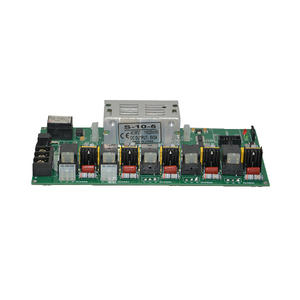 Intelligent home motor control smt pcb board