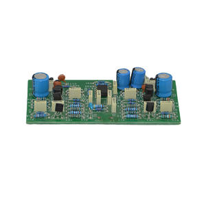 Waveform generator for medical detecting instrument dip pcb board