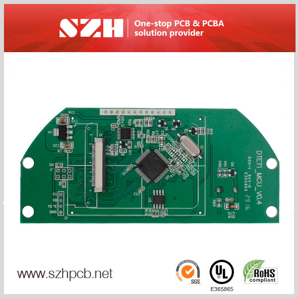 Control MCU pcb assembly board