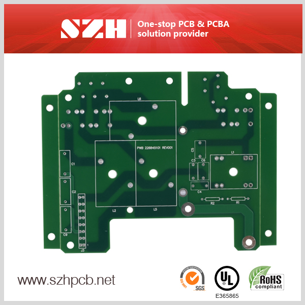 Fueling Systems Heavy Copper Power Supply PCBA Board