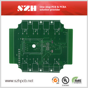 Fueling Systems Equipment Control Board PCB Fabricator
