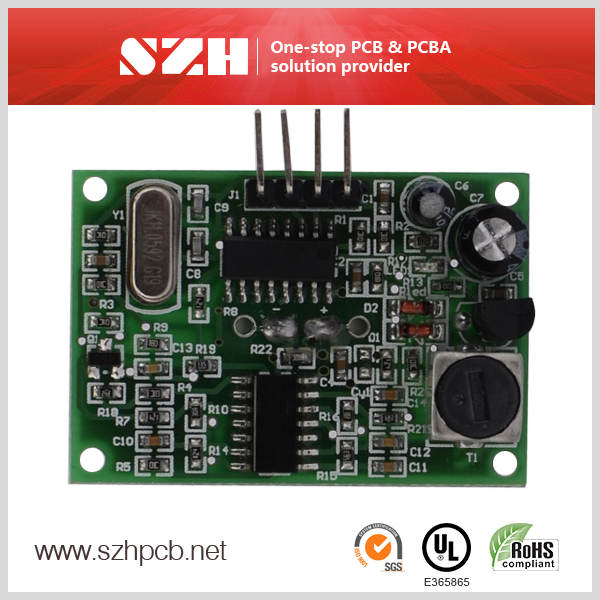 Ultrasonic module professional smt pcba supplier