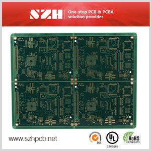 wholesale 10 Layer Multilayer Consumer Electronics PCB Production supplier