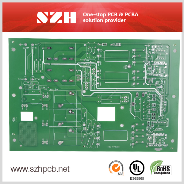high quality double sided pcb prototype manufacturer