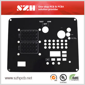 36M SE300 connector panel 4 layer smt  pcba supplier