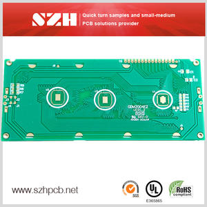 Quality LCD Modules Immersion Gold PCB Board